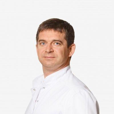 Боклин Андрей Кузьмич ЛОР-врач