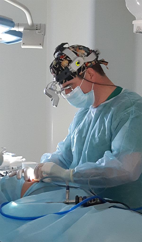 Предоперационное обследование и подготовка пациентов