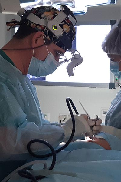 после ЛОР операции