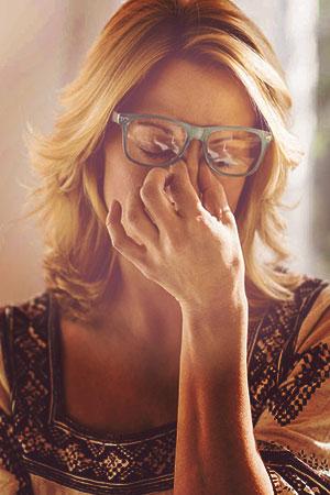 искривление перегородки носа - симптомы